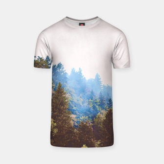Thumbnail image of Up The Hill T-shirt, Live Heroes