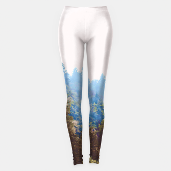 Thumbnail image of Up The Hill Leggings, Live Heroes