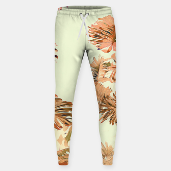Thumbnail image of Stay Tropical Sweatpants, Live Heroes
