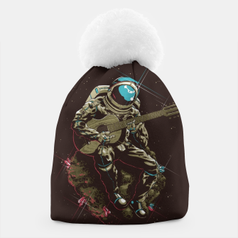 Thumbnail image of Astronaut Guitar Beanie, Live Heroes