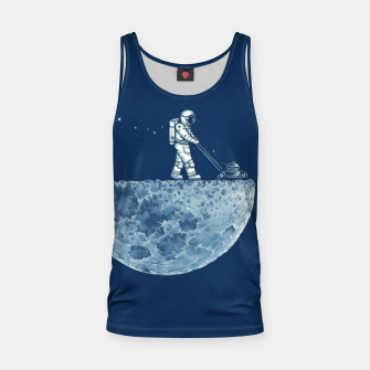 Thumbnail image of Space Grassing Tank Top, Live Heroes