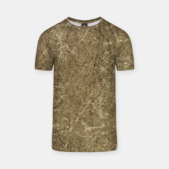 Thumbnail image of Grunge Abstract Textured Print T-shirt, Live Heroes