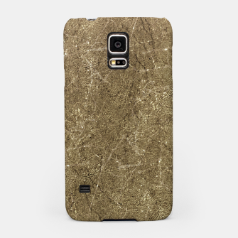 Thumbnail image of Grunge Abstract Textured Print Samsung Case, Live Heroes