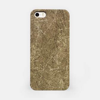 Thumbnail image of Grunge Abstract Textured Print iPhone Case, Live Heroes