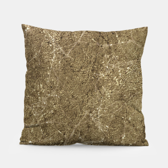 Thumbnail image of Grunge Abstract Textured Print Pillow, Live Heroes