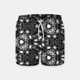 Thumbnail image of Silver Tech IEDF-0119072021 Swim Shorts, Live Heroes
