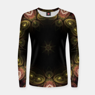 Thumbnail image of Magic garden Women sweater, Live Heroes