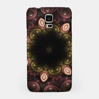 Thumbnail image of Magic garden Samsung Case, Live Heroes