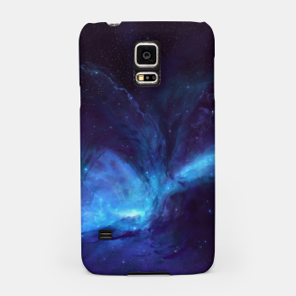 Thumbnail image of Read My Blue Space Samsung Case, Live Heroes