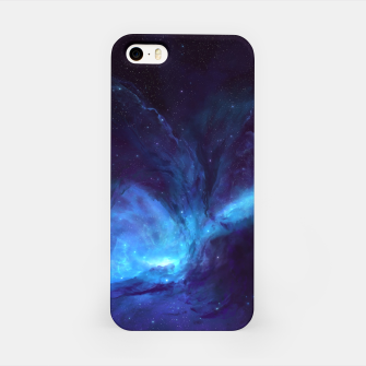 Thumbnail image of Read My Blue Space iPhone Case, Live Heroes