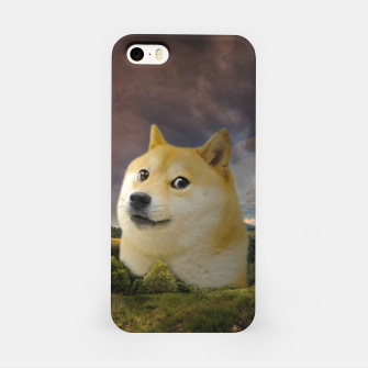 Thumbnail image of Doge Meme iPhone Case, Live Heroes