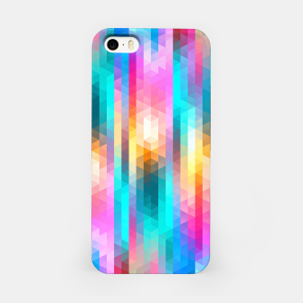 VIVID PATTERN V iPhone Case obraz miniatury