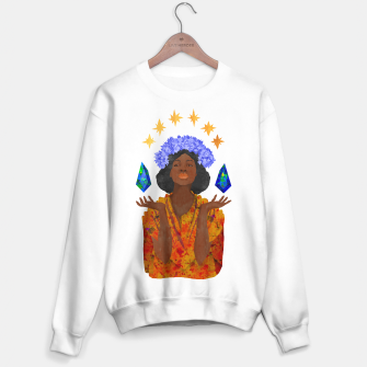 Thumbnail image of Libra Sweater white, Live Heroes