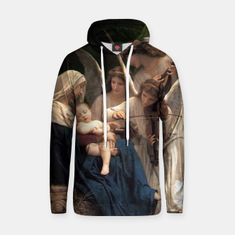 Thumbnail image of The Angels by William Adolphe Bouguereau Hoodie, Live Heroes