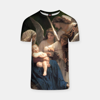 Thumbnail image of The Angels by William Adolphe Bouguereau T-shirt, Live Heroes