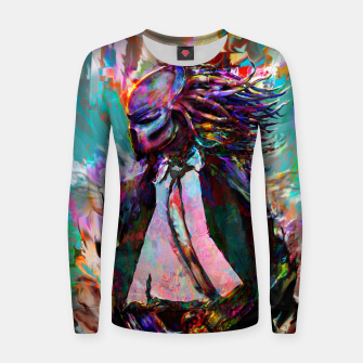 Thumbnail image of predator Women sweater, Live Heroes