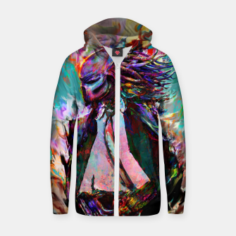 Thumbnail image of predator Zip up hoodie, Live Heroes