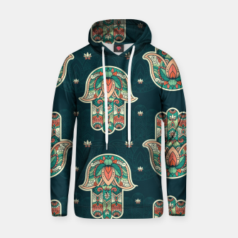 Thumbnail image of Abstract Flowerss Hoodie, Live Heroes