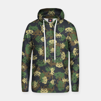 Invaded Camo WOODLAND Gamer Hoodie thumbnail image