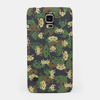 Invaded Camo WOODLAND Gamer Samsung Case thumbnail image