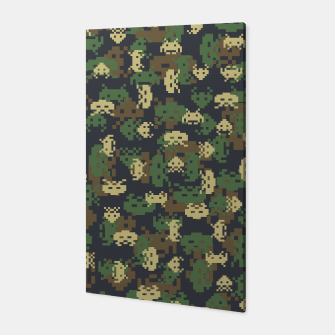 Invaded Camo WOODLAND Gamer Canvas thumbnail image