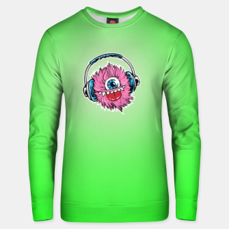 Thumbnail image of Cyclops DJ Unisex sweater, Live Heroes