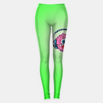 Thumbnail image of Cyclops DJ Leggings, Live Heroes