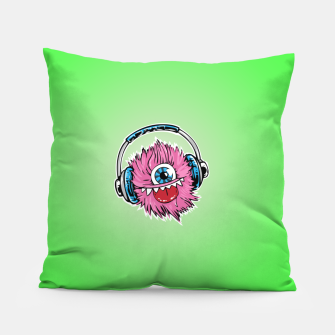 Thumbnail image of Cyclops DJ Pillow, Live Heroes