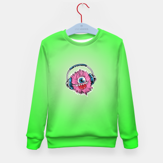 Thumbnail image of Cyclops DJ Kid's sweater, Live Heroes