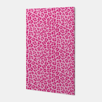 Thumbnail image of Leopard Lilac and Pink Canvas, Live Heroes