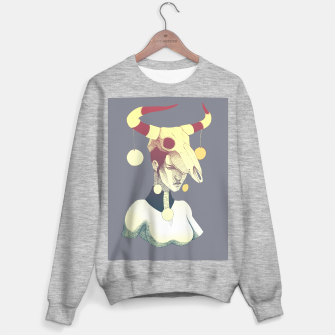 Woman & Skull Sweater regular thumbnail image