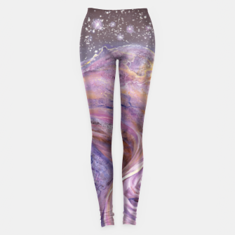 Thumbnail image of Rainbow Swirl Leggings, Live Heroes