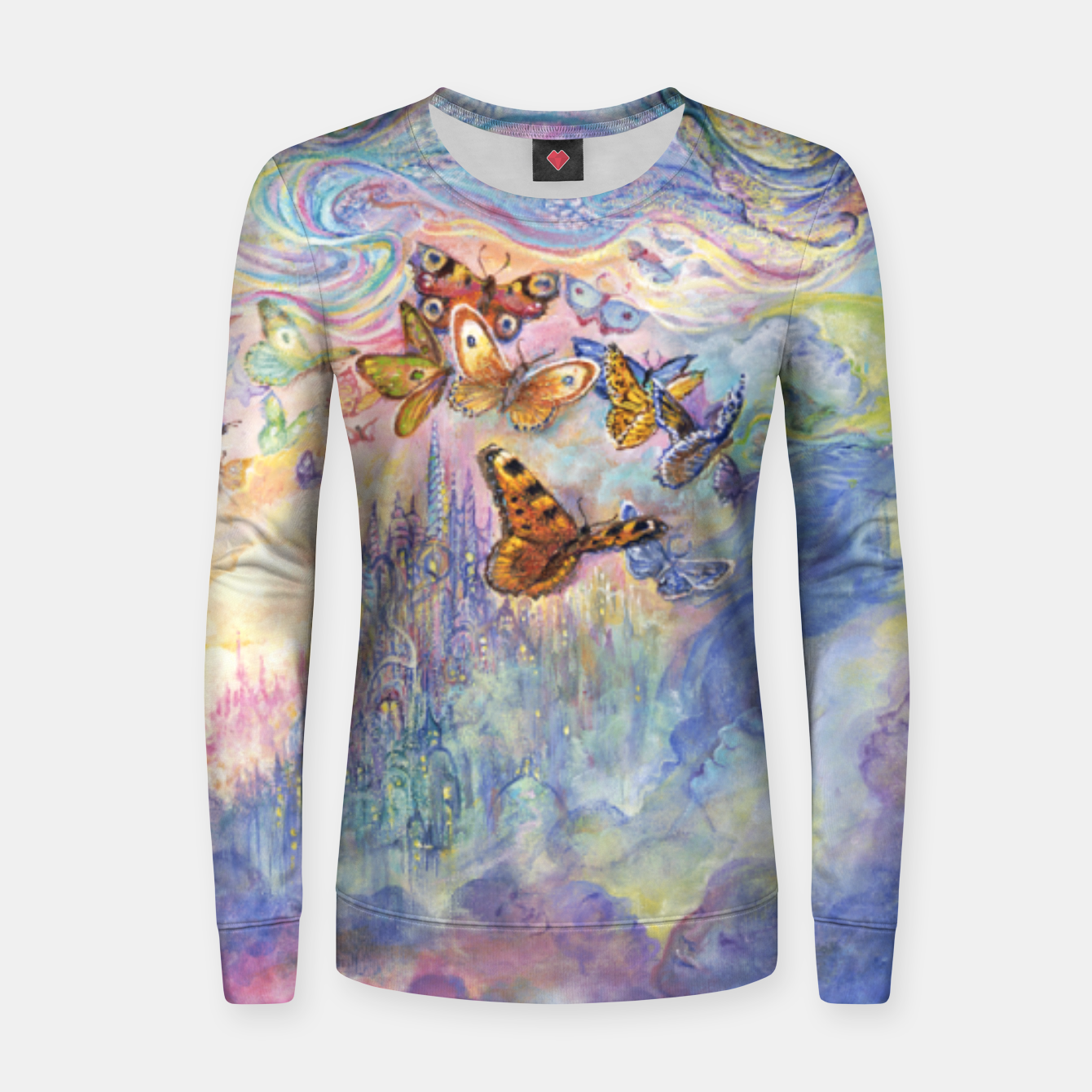 Image of Let Your Imagination Fly Women sweater - Live Heroes