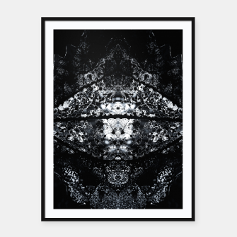 Thumbnail image of Resurface Framed poster, Live Heroes