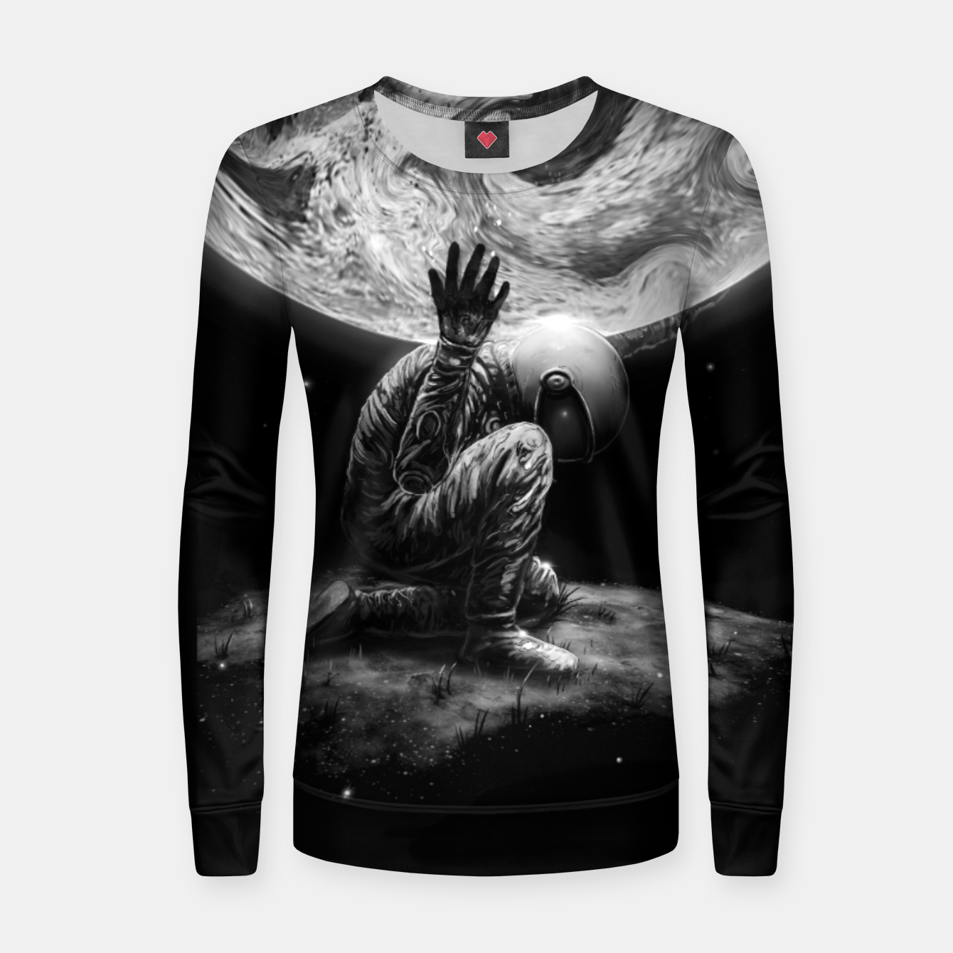 Image of Atlas Women sweater - Live Heroes