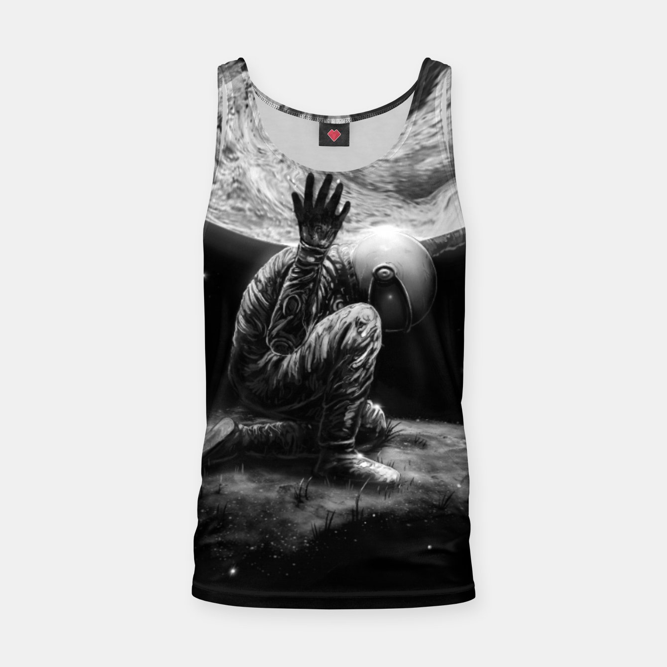 Image of Atlas Tank Top - Live Heroes