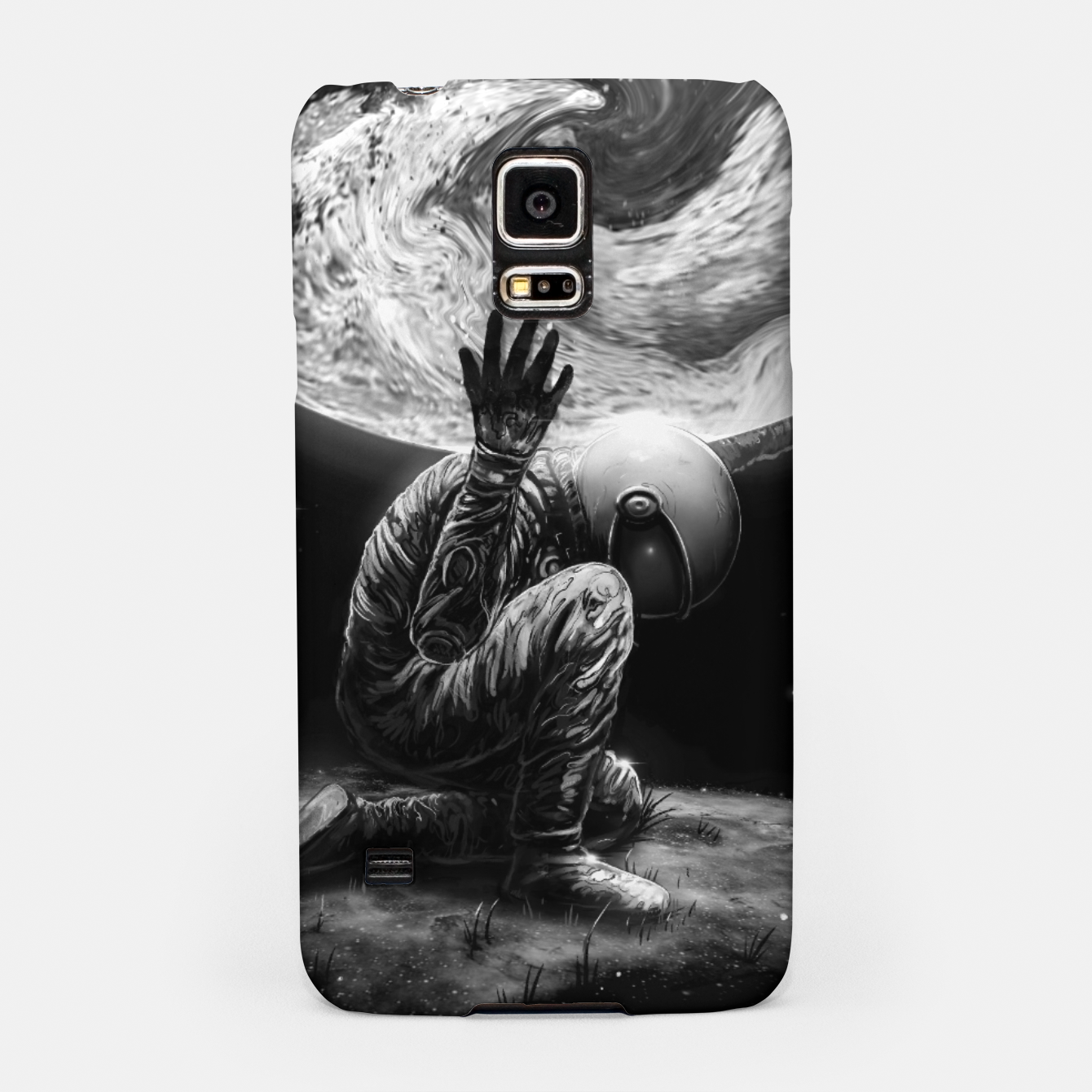 Image of Atlas Samsung Case - Live Heroes