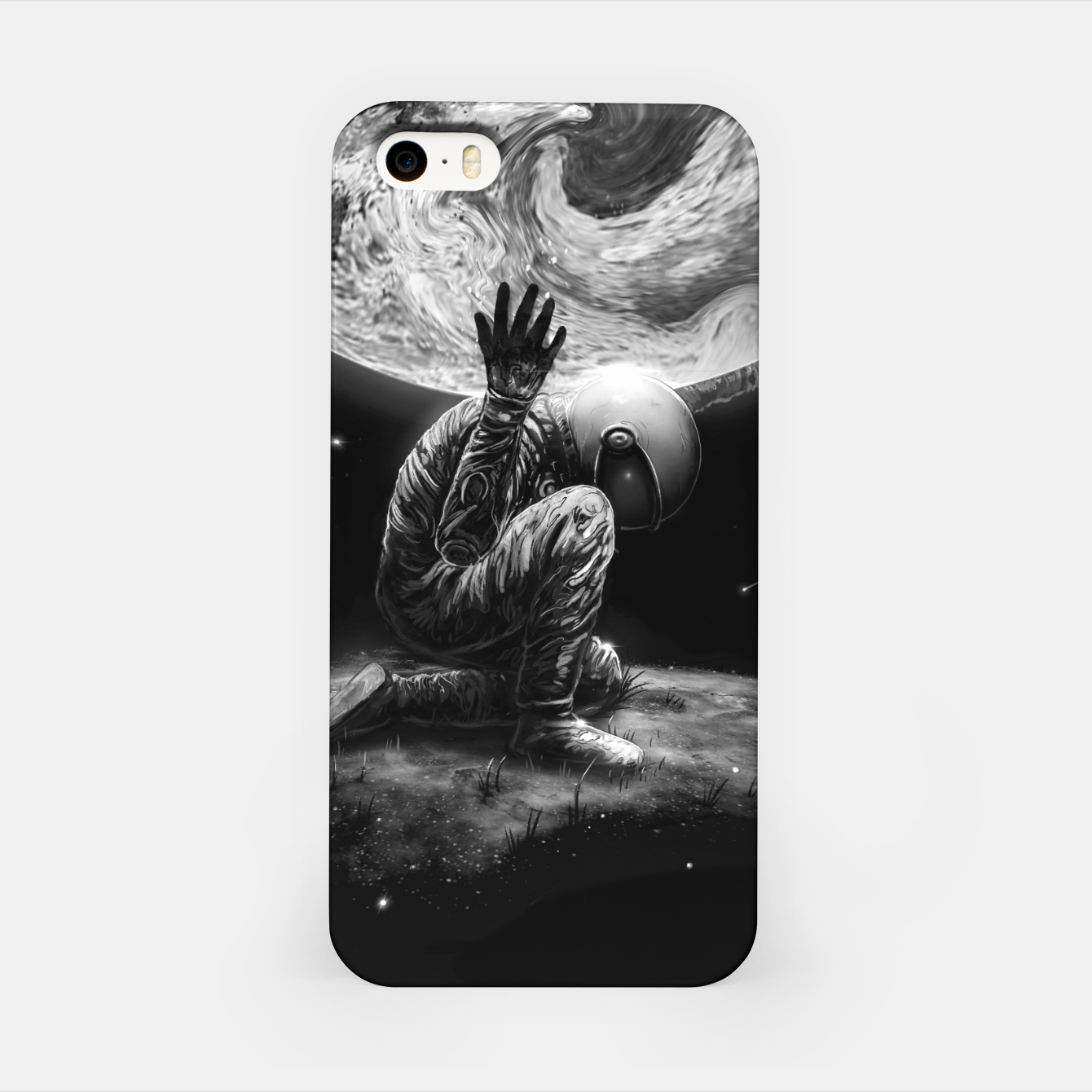 Image of Atlas iPhone Case - Live Heroes