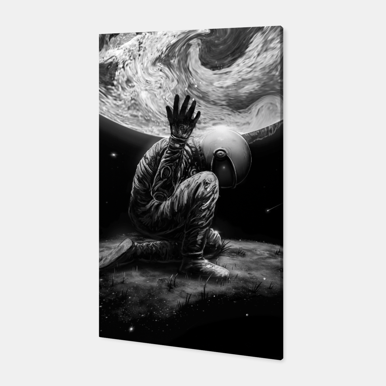 Image of Atlas Canvas - Live Heroes