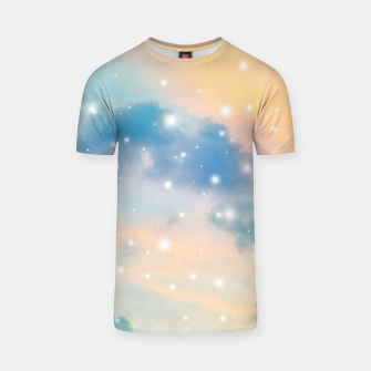 Thumbnail image of Pastel Cosmos Dream #3 #decor #art  T-Shirt, Live Heroes