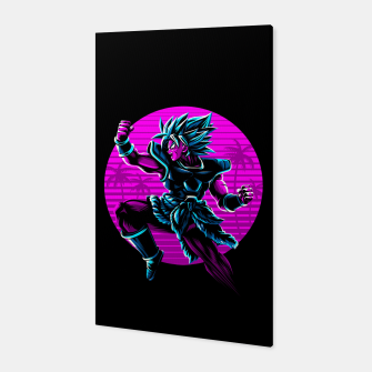 Thumbnail image of Retro legendary attack Canvas, Live Heroes