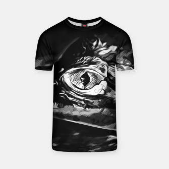 Thumbnail image of alligator baby eye vabw T-shirt, Live Heroes