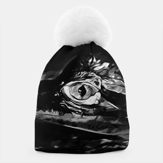 Thumbnail image of alligator baby eye vabw Beanie, Live Heroes
