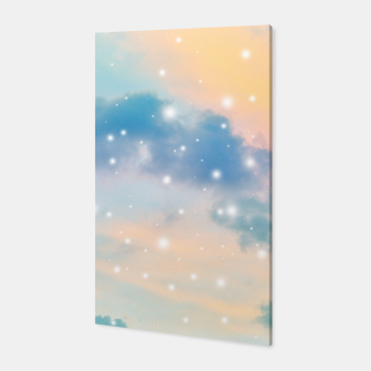 Thumbnail image of Pastel Cosmos Dream #3 #decor #art  Canvas, Live Heroes