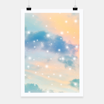 Thumbnail image of Pastel Cosmos Dream #3 #decor #art  Plakat, Live Heroes