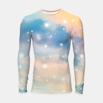Thumbnail image of Pastel Cosmos Dream #3 #decor #art  Longsleeve rashguard, Live Heroes