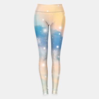 Thumbnail image of Pastel Cosmos Dream #3 #decor #art  Leggings, Live Heroes