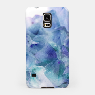 Thumbnail image of Iridescent Quartz Crystal #1 #gem #decor #art  Handyhülle für Samsung, Live Heroes