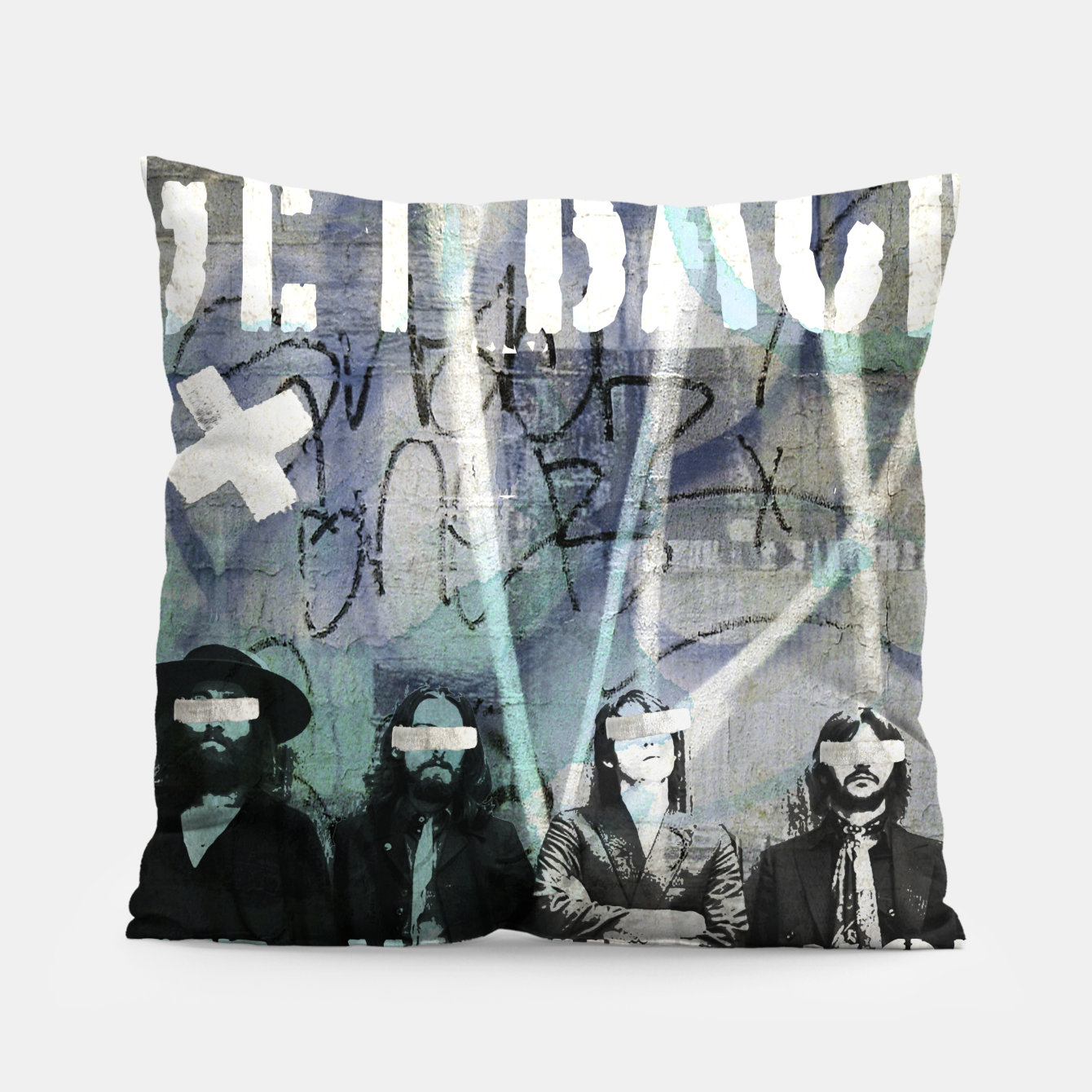 Foto Get Back Pillow - Live Heroes