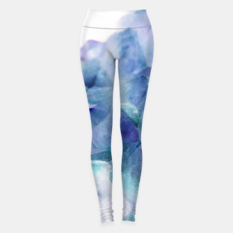 Thumbnail image of Iridescent Quartz Crystal #1 #gem #decor #art  Leggings, Live Heroes